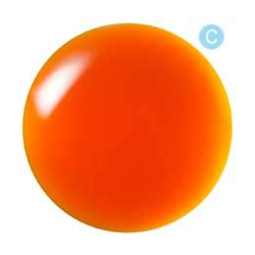 テニスサッカー国勢調査KOKOIST カラージェル E-209 2.5g テキーラオレンジ UV/LED対応