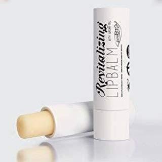 PUROBIO - Baume à Lèvres avec Huile d'Argan et Acide Hyaluronique - Lutte contre le vieillissement cutané - Vegan, Certifié Bio, Nickel Tested, Fabrique in Italie