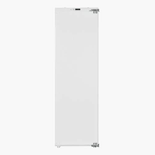 EAS ELECTRIC SMART TECHNOLOGY | EMZ177ASI | Congelador vertical 197 litros | Fabricación de hielo | Cajón para verduras | Total No Frost | Puerta Integrable
