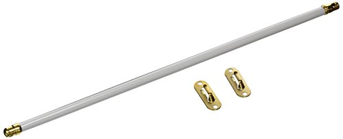 Levolor A7004213405 Curtain Single Rod