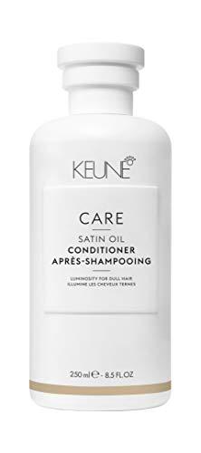 Keune Care Line Satin Oil Conditioner 250ml - Balsamo per Capelli secchi e opac