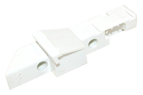 AEG CDA DIPLOMAT IKEA Whirlpool koelkast vrieskast links hand koelkast stopper. Origineel onderdeelnummer 481946698399
