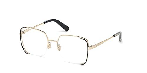 Roberto Cavalli RC 5085 032 - Gafas de sol, color dorado pálido, esmalte negro