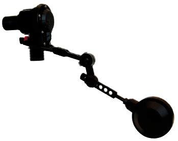 Regolatore di livello | rubinetto a galleggiante a rapido intervento per cisterna, cassone, serbatoio; innovativo e brevettato - Mod. QuickStop (1