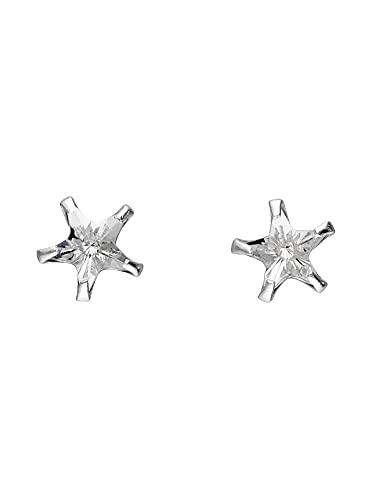 SIX Pendientes con diseño de estrella para mujer (694-312)