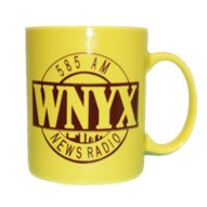 WNYX Mug