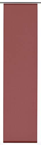 Gardinia - Estor (plástico), Burdeos, 60 x 245
