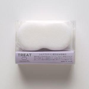 cocoonfit『シルクプロテイン配合まゆ型軽石(CO-0342)』