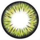 Colors Of The Wind - Lentillas anuales de color sin corrección, distintos colores de fantasía, kiwi sherbert(cow16)