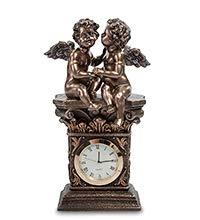 Reloj Dos Ángeles 19cm