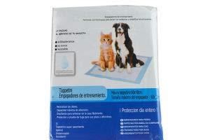 CATAY HOME Pack de 20 empapadores Perros y Gatos 60x60 Centímetros