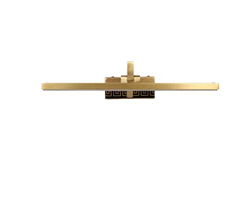 Hai Ying American achteruitkijkspiegel in Chinese stijl. Badkamerlamp badkamer make-uplamp. Draak gesneden. Spiegellamp Continental (maat: 56 cm).