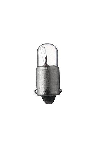 SPAHN-10 Stück Glühlampe 6V 4W Ba9s Glühbirne Lampe Birne 6Volt 4Watt neu 10er Pack