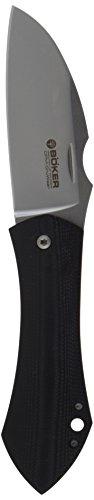 Böker Anso 67 CruWear Taschenmesser, schwarz, One Size