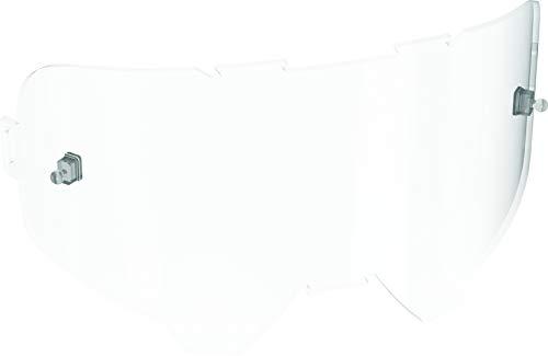 Leatt Lente de repuesto doble, antiniebla y antibalas para máscara Velocity