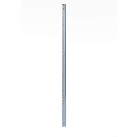 Poste liso intermedio para malla (1.8 m)