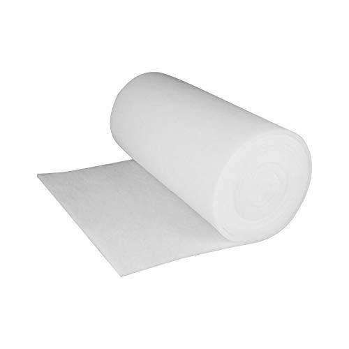 mildily Tessuto Filtrante per Condizionamento d'Aria, Tessuto per Adsorbimento con Prefiltri per Purificatore A Carbone Attivo del Condizionatore d'Aria 100 Cm X 100 Cm.