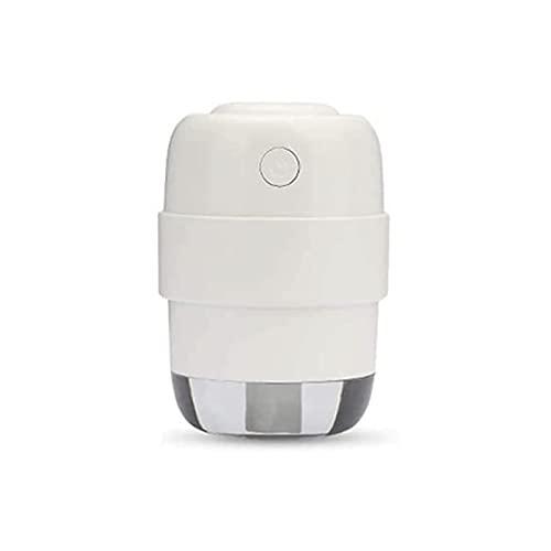 WGLL Depuratore d'Aria Auto, pulitore di Aria ionizzatore Auto Portatile per Automobile, USB Deodorante per Auto Ricaricabile per Piccole Dimensioni