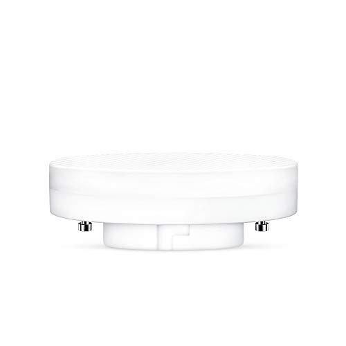 Philips Bombilla LED GX53, 5.5 W, luz blanca