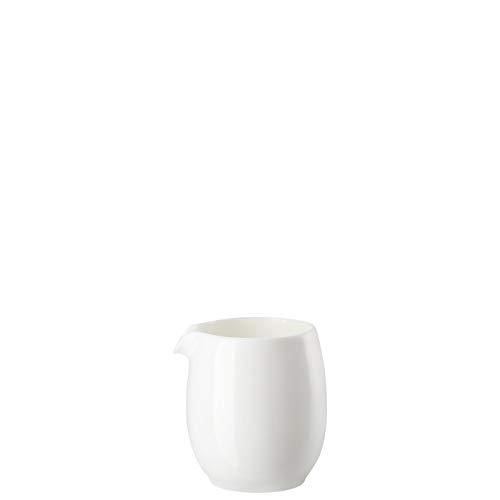 Rosenthal Hutschenreuther - Nora - Milchkännchen - Weiß - Porzellan - 0,15 L