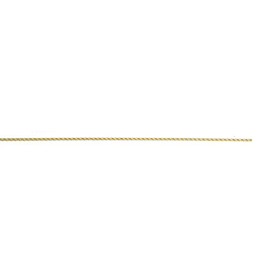 MAG - ketting van 18 karaat goud Bilbao 45 cm lang 1,80 mm breed