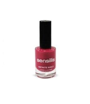 Sensilis Esmalte de Uñas 04 Framboise Infinite Nails 10 ml