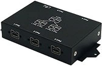 Unibrain FireRepeater-800 Pro FireWire 800 IEEE 1394b Repeater Hub 5 Port