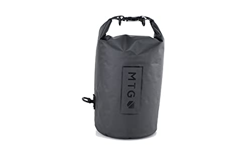 Silent Pocket Waterproof Faraday Dry Bag - Military-Grade Nylon 10 Liter Faraday Bag - RFID Signal...