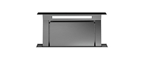 Falmec – Campana extractora de encimera Down Draft acabado negro versión filtrante de 120 cm: Amazon.es: Hogar