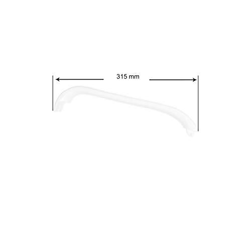 Recamania Tirador Puerta frigorifico Bosch 315mm KGS33310/07