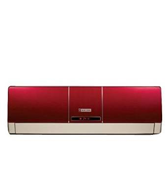 Blue Star 5HW18ZARTX Split AC (1.5 Ton, 3 Star Rating, Red)