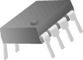 OP284EPZ-Operationsverstärker, zweifach, 2 Verstärker, 4.25 MHz, 4 V/µs, ± 1.5V bis ± 18V, DIP, 8 Pin(s)