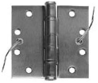 Stanley CEFBB168-58-5x4-1//2 Concealed 8 Wire Electric Thru-Wire Hinge