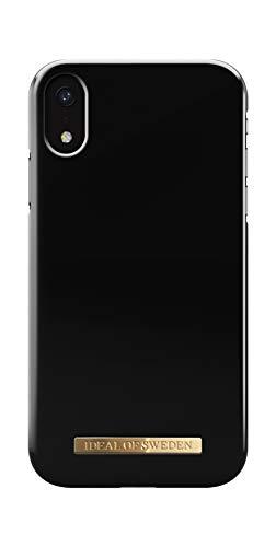 iDeal Of Sweden Handyhülle für iPhone XR (Matte Black)