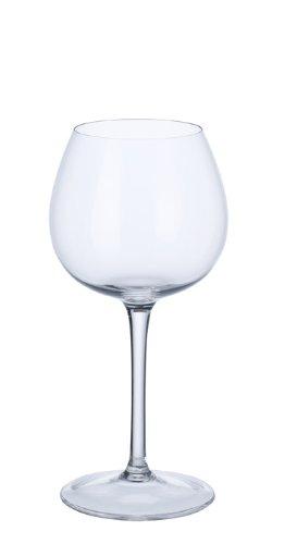 Villeroy & Boch Purismo Specials Verre à Vin Blanc Doux et Rond, 390 ml, Cristallin, Transparent