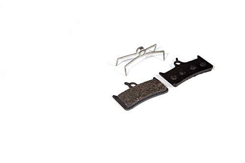 Fibrax Scheibenbremsbelag für Bassano Grimeca System 8 und Shimano XT BR-M755