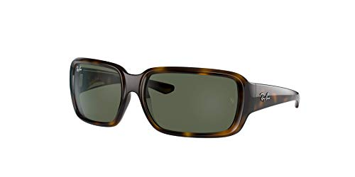 Ray-Ban 0RJ9072S Gafas, HAVANA, 51 Unisex Adulto