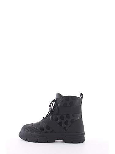 Desigual Damen Shoes_hybrid_Monogram Mule, Black, 39 EU