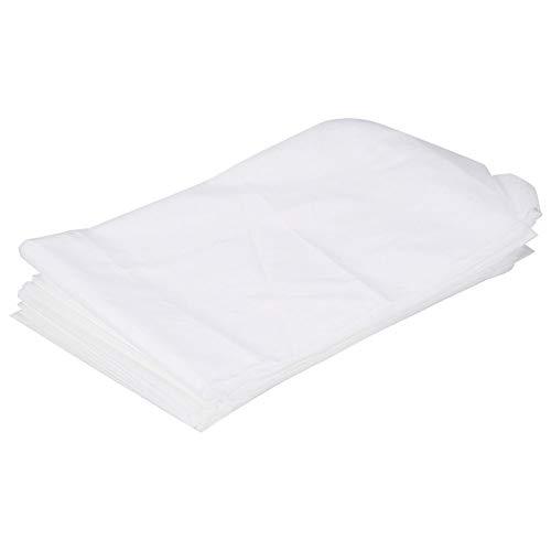 Crystallly 100 wegwerp nonwoven papier tafel bed hoeslaken zachte spa eenvoudige stijl Bed Cover niet geweven blauw een maat