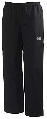 Helly Hansen Dubliner Pantalon Mixte Enfant, Noir, FR (Taille Fabricant : 140/10)
