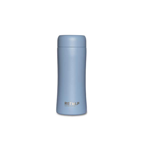Retulp Tumbler Thermos Drinkbeker, Oceaanblauw, 300 ml