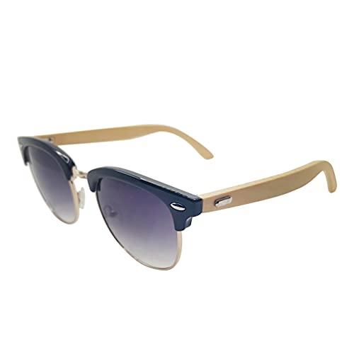Gafas de sol de madera personalizadas, gafas de sol personalizadas, gafas de sol de bambú para hombres y mujeres, gafas de sol unisex de madera retro, regalos para él.
