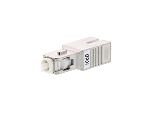 Networx Fiber Optic Attenuator, Fixed - SC/APC 10dB