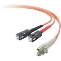 Belkin F2F402L7-01M SC-LC Multimode Duplex Fiber Patch Cable