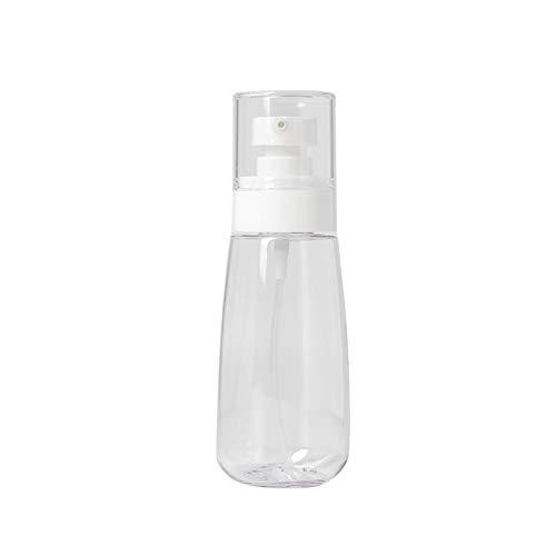 Botella vacía de aerosol de 100 ml Botella de bomba hidratante Crema para el cuidado facial Cosmético Viajes Botellas recargables Loción Productos de maquillaje Envase
