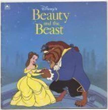 Disneys Beauty and the Beast (Golden Look-Look Book) by Teitelbaum, Michael (1991) Paperback