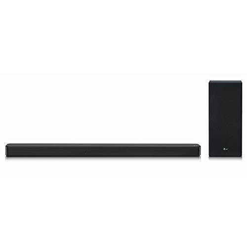 LG SL6Y 3.1 Channel High Resolution Audio Sound Bar w/ DTS Virtual:X,Black