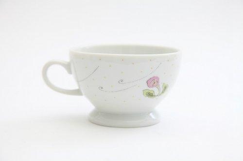 ミナペルホネン  Remake Tableware  Morning Cup  「リトルトリップ」