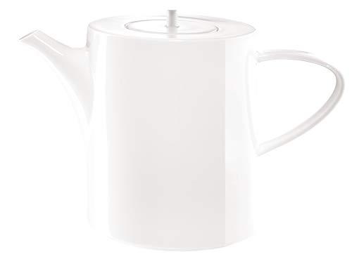 ASA Kaffeekanne, Porzellan, Weiß, 10.5 cm