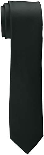ESPRIT Collection Herren 998EO2Q801 Krawatte, Grün (Dark Green 300), One Size (Herstellergröße: 1SIZE)